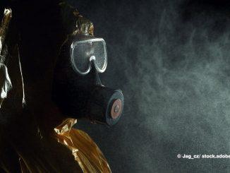 Bioaerosole in der Atemluft