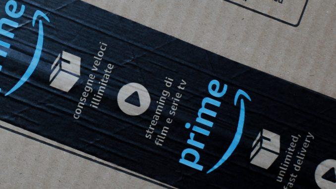 Einkauf bei Amazon