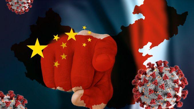 China finanziert spanische Coronavirus Studie