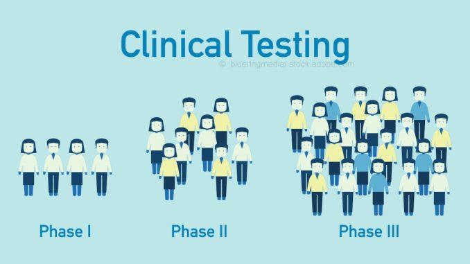 klinischer Test Phase 1,2 und 3 erklärt