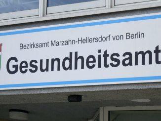 Gesundheitsamt Berlin