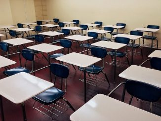 Schule: Klassenzimmer