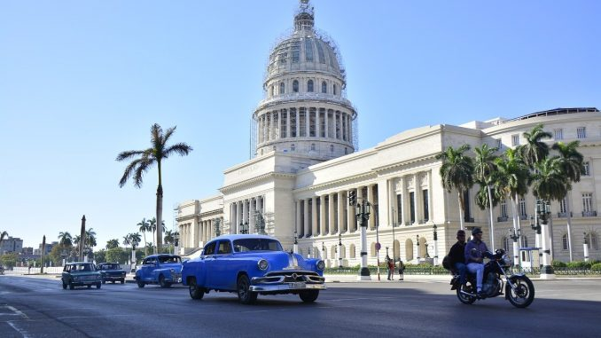 China und Kuba/Cuba gegen den Coronavirus SARS-CoV-2