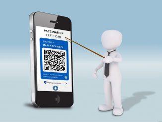 Digitaler Impfnachweis/ Impfausweis
